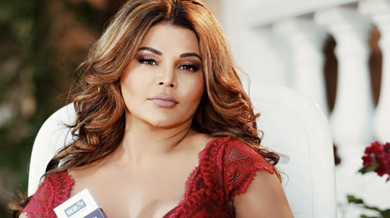 Rakhi Sawant opens up on condom ad ban.