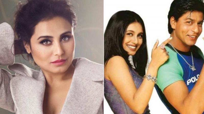 Rani Mukerji will be next seen in 'Hichki'.
