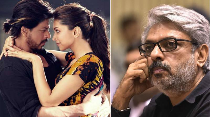 Sanjay Leela Bhansali is still waiting for the release of his magnum opus 'Padmavati'.