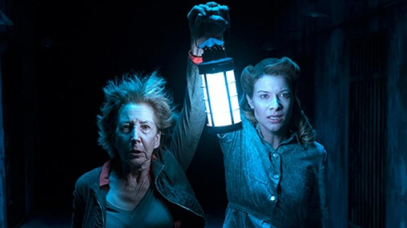 A still from 'Insidious: The Last Key'. It is the fourth installment in the Insidious franchise.