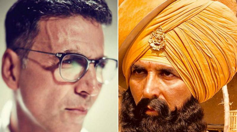 Akshay Kumar's Kesari First Look Poster was released