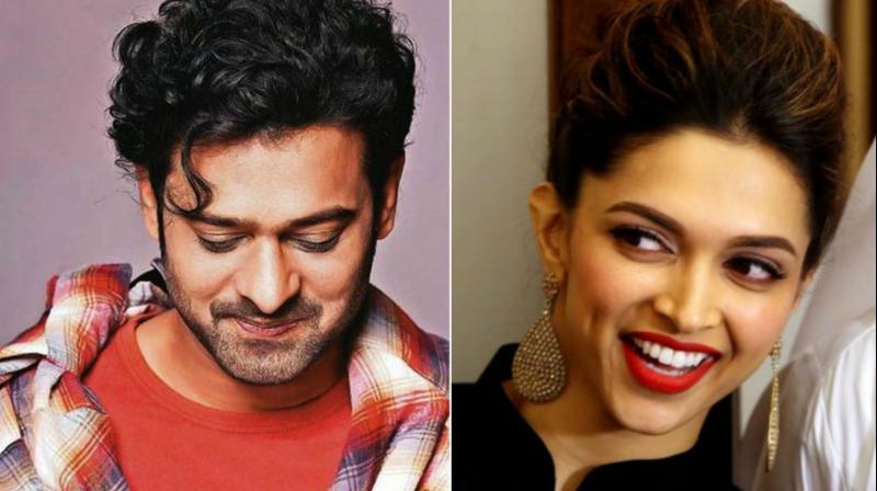 Prabhas to romance with Deepika Padukone in his Bollywood debut?