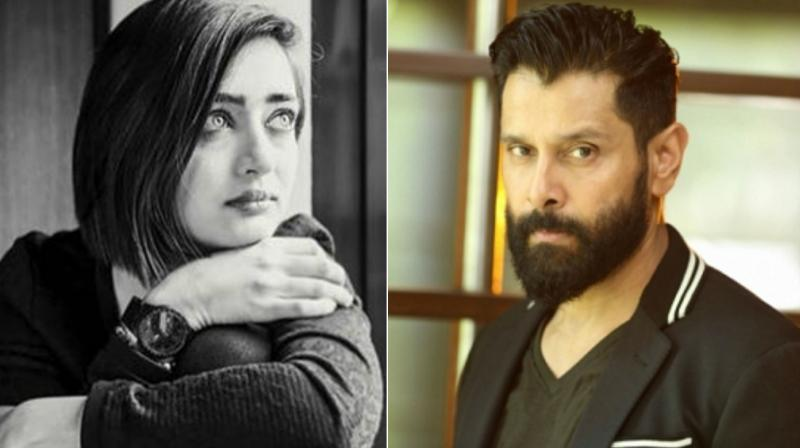 Kamal Haasan's film starring Akshara and Vikram to be an action thriller