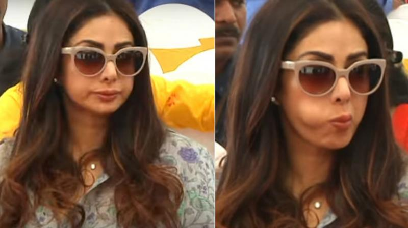 Image result for sridevi cosmetic surgery