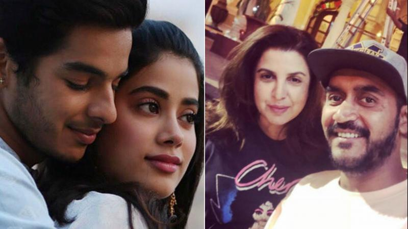 Bollywood fans are excited about the debut of two star kids Ishaan Khatter and Janhvi Kapoor.