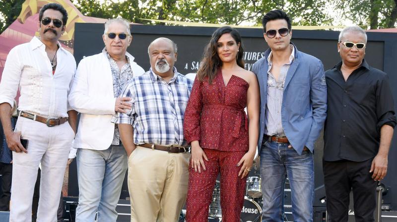 'Daas Dev' star-cast.