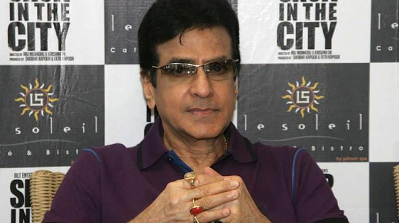 Actor Jeetendra.