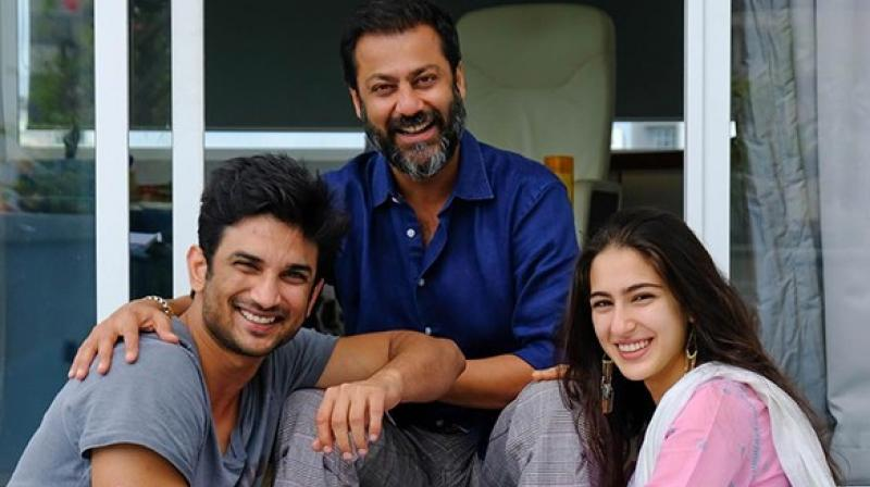 Kedarnath team.