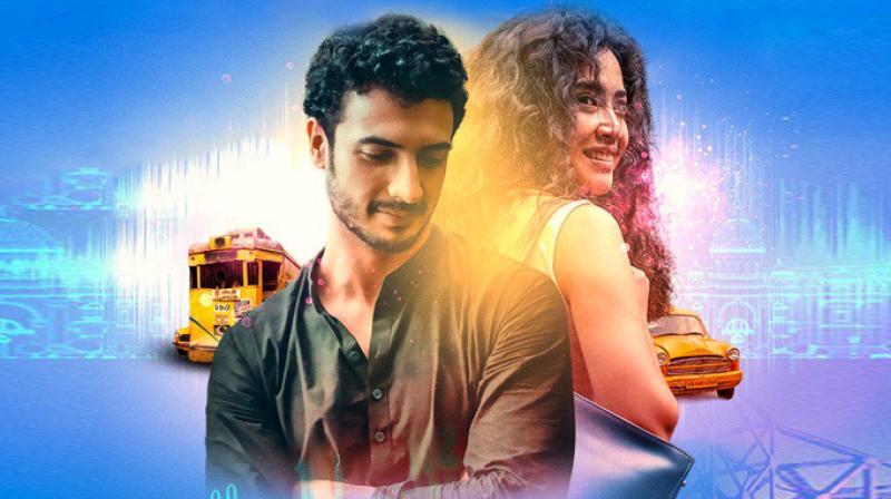 'Kuchh Bheege Alfaaz' poster.