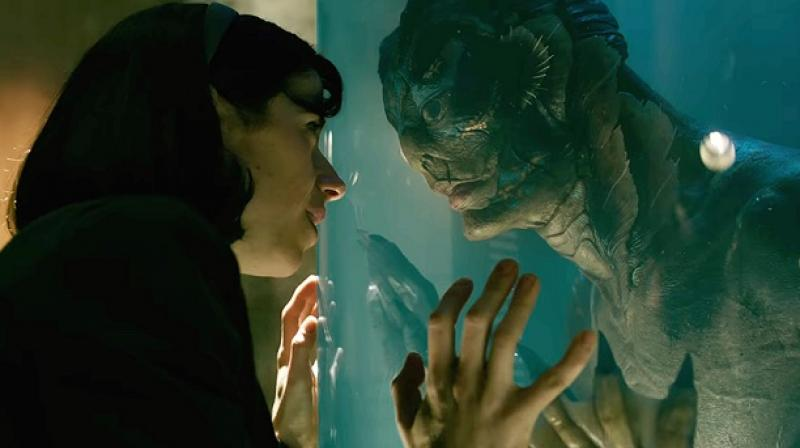 Image result for the shape of water Movie screenshot