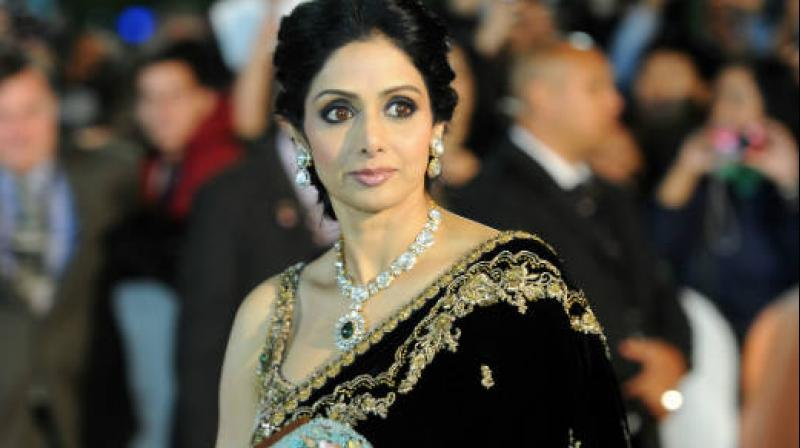 Bollywood actress Sridevi passed away at age 54 due to cardiac arrest