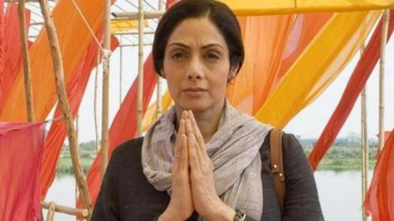 Indian court rejects plea seeking probe into Sridevi's death