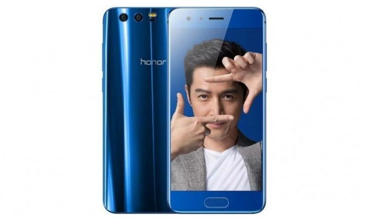 The smartphone will go against the likes of Nokia 8 which was recently launched in the Indian market. Honor is also expected to unveil the mid-range Honor 7X on October 11.