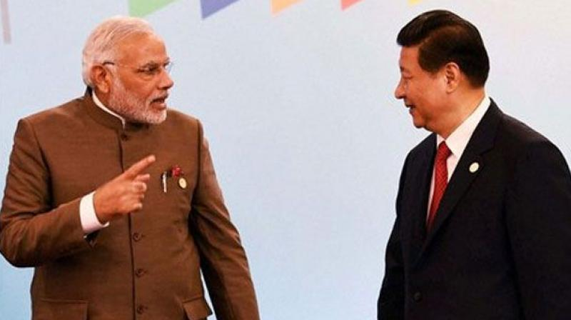 Asked about the impression in the US that New Delhi is a 'good bet' to contain Beijing, she said India is unlikely to be part of such an initiative. (Photo: AP/File)