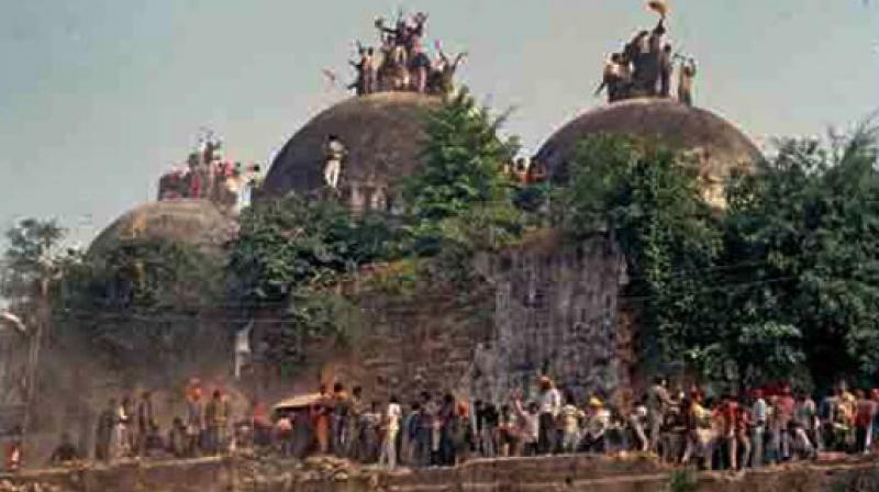 Uttar Pradesh DG pledges to build Ram Mandir in Ayodhya