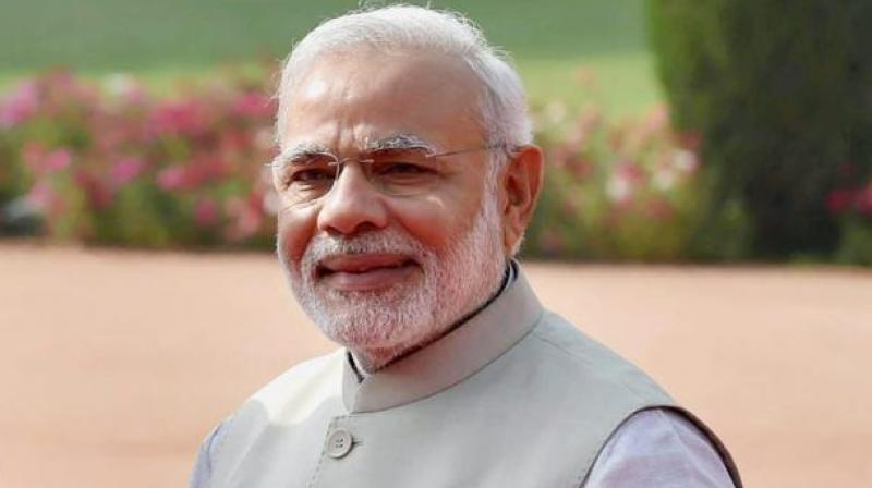 Modi appealed to all Indians, including eminent people from all walks of life to create awareness on water conservation.  (Photo: PTI/File)