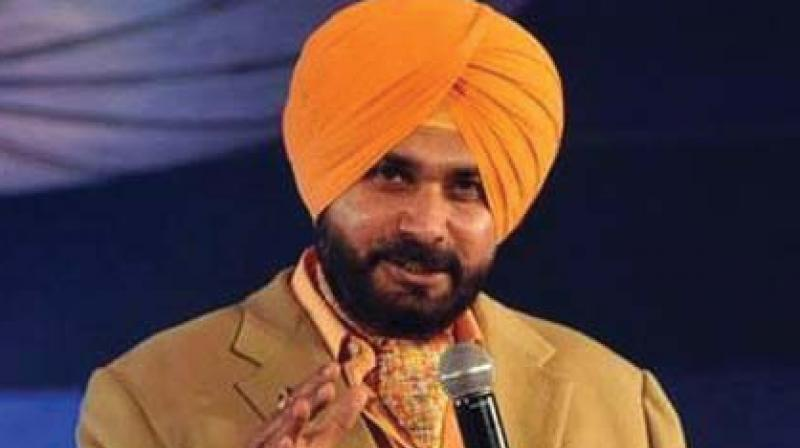 'There are same eight or nine people who in the past also wanted me to be thrown out of the party, but I have never spoken a word against them,' Sidhu said. (Photo: File)