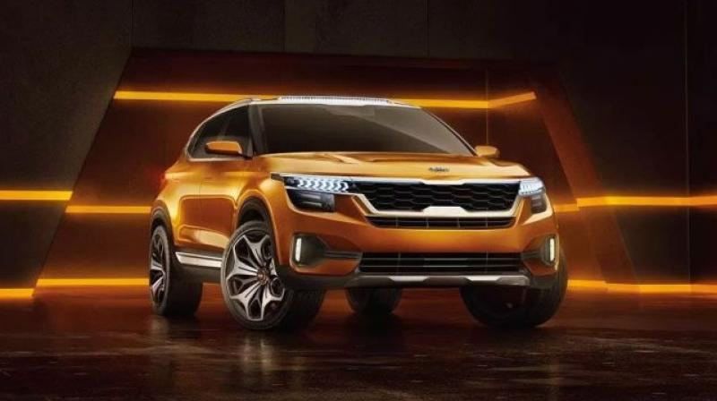 Kia's Venue rival likely to be launched in India in 2020.