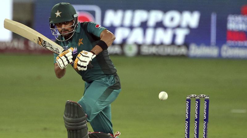 Babar, who achieved it in the 45th innings, has played 47 ODIs so far. (Photo: AP)