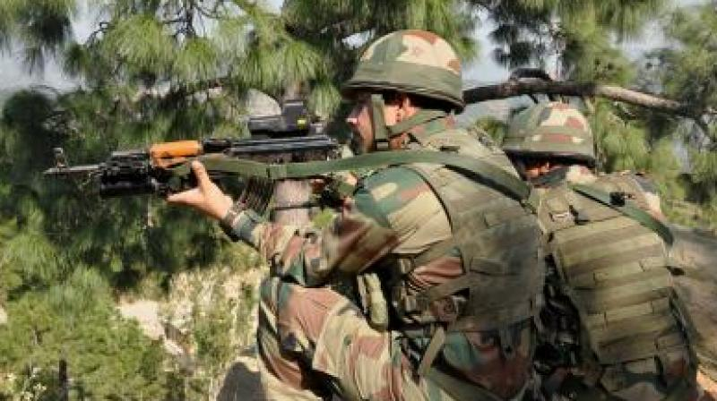 Jammu and Kashmir: Infiltration bid foiled, five Jaish-e-Mohammad militants killed