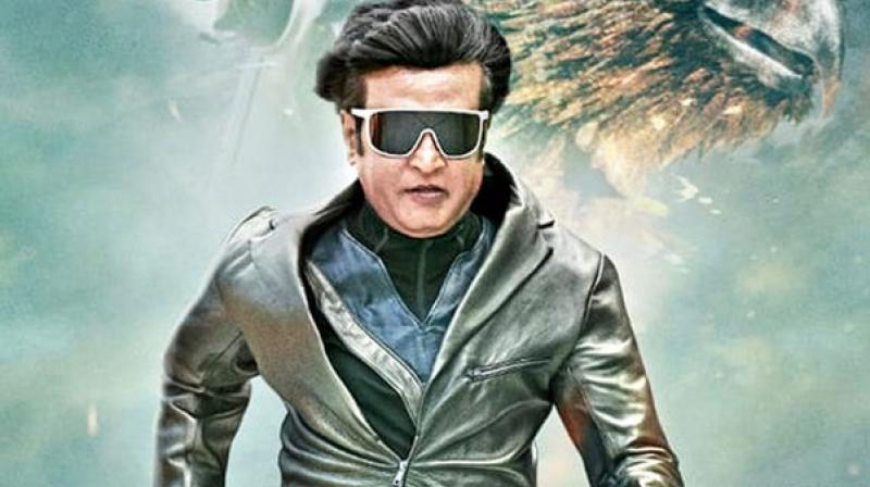 Official! Superstar Rajinikanth's '2.0' overcomes huge collection barrier