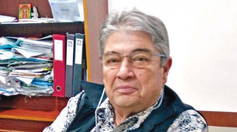 Professor Michele Aresta