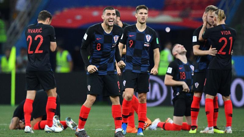It is unwise to look too far ahead at an event so full of surprises, but will a Croatian team facing host nation Russia in the last eight ever get a better chance to outdo the heroes of two decades ago? (Photo: AFP)