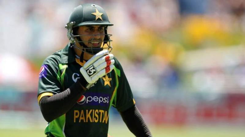 Nasir Jamshed last played for Pakistan in the World Cup 2015. (Photo: AFP)