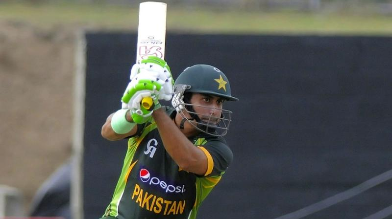 Nasir Jamshed, 27, has appeared in two Tests, 48 ODIs and 18 T20 internationals for Pakistan. (Photo: WICB)