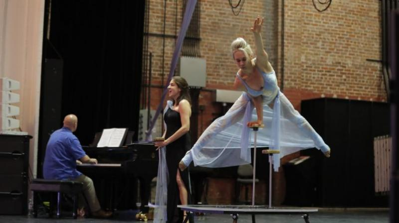 The evening at New Orleans' Civic Theater is the climax of Opus Opera's first season, which began last fall. (Photo: AP)