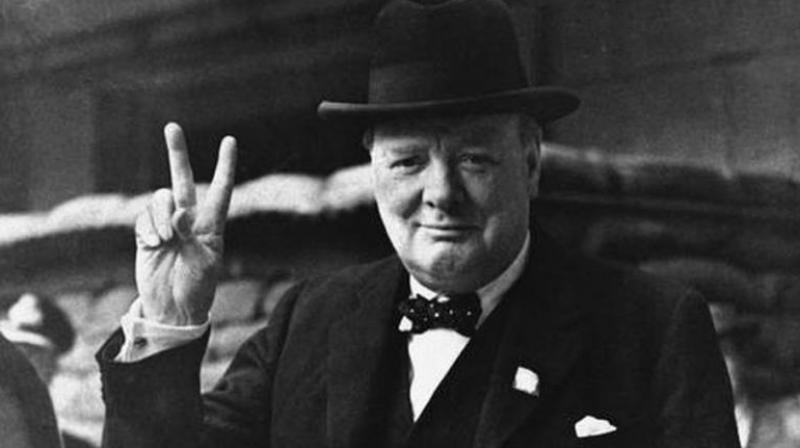 Winston Churchill (Photo: AP)