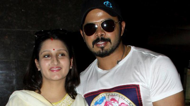 Sreesanth Twitter: S Sreesanth Becomes Father Of A Baby Boy