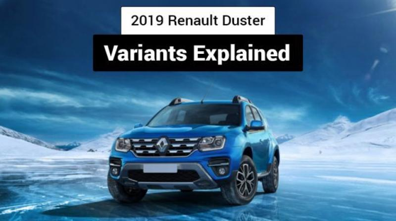 Renault Duster facelift has been launched with prices almost unchanged, ranging between Rs 8 lakh and Rs 12.50 lakh.