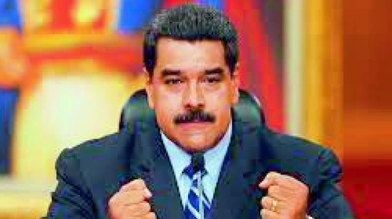 The announcement came months after Maduro severed diplomatic relations with Colombia and other countries.  (Photo: File)