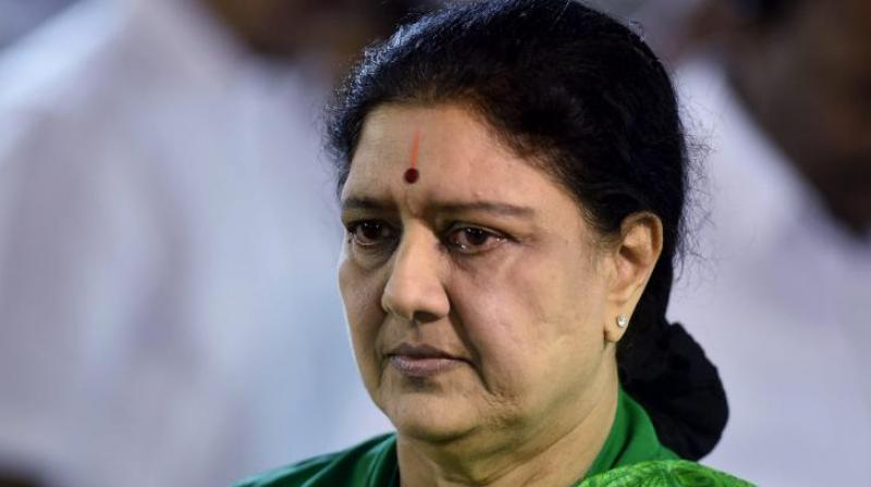 The AIADMK's General Council in Chennai had on Tuesday annulled appointment of Sasikala as party's interim general secretary. (Photo: File)