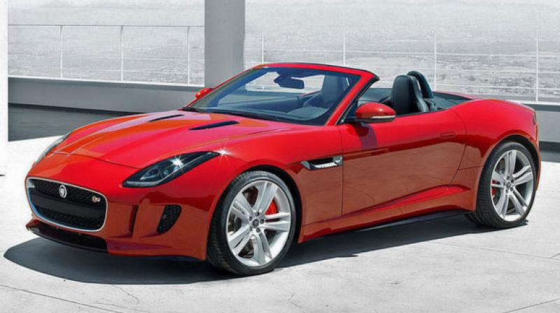 Jlr Drives In Jaguar F Type Svr Starting At Rs 2 65 Crore