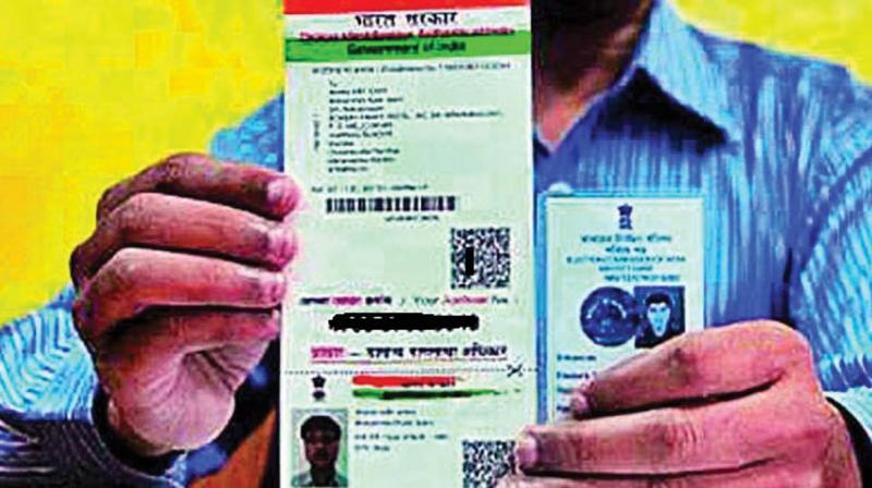 The Supreme Court had earlier ordered the Central Government to remove a condition making it mandatory for the students to give their Aadhar numbers for various scholarship schemes.
