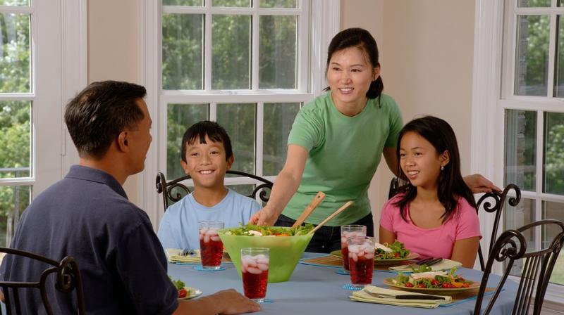 Healthier eating behaviours and patterns may result from household-level changes rather than peer exposure, as peer exposure is also present in away-from-home care. (Photo: Representational/Pixabay)