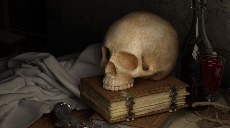 They (skulls) told me they are worried, not only the Ñatitas, but all the saints in heaven and that they see us and they think Bolivia will get back to normal again. (Photo: Representational/Pixabay)
