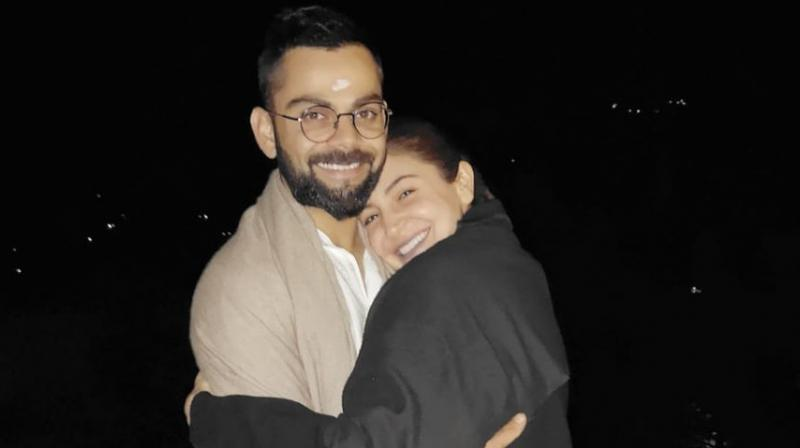 A batsman par excellence with a plethora of records to his name, Kohli is spending his birthday with wife Anushka Sharma in Haridwar. (Photo: Twitter)