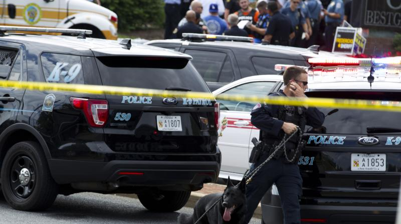 It took officers -- trained to respond to the mass shootings that have become a regular occurrence in the country -- just 60 seconds to arrive on site. (Photo: AP)
