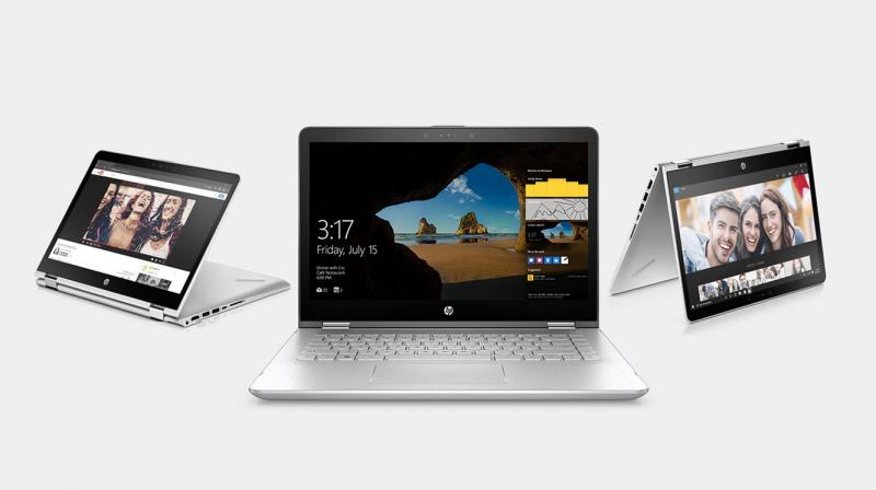 HP has reclaimed its throne from rival Lenovo as the world's largest PC manufacturer after four years. (Photo: HP)