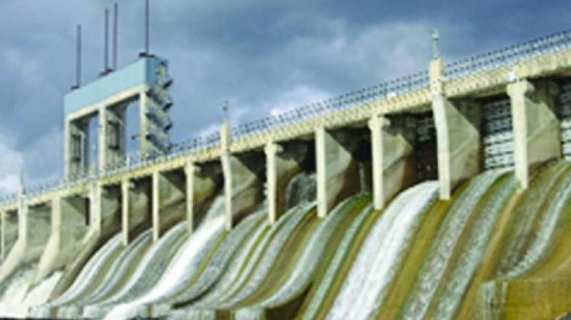 Irrigation officials said that Chief Minister Mr K. Chandrasekar Rao keeps a close watch on inflows into reservoirs in the state and is regularly monitoring the situation. (Representational image)