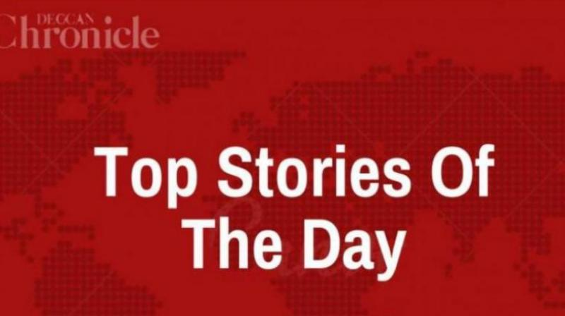 News Digest: A sharp, speedy recap of the day's headlines