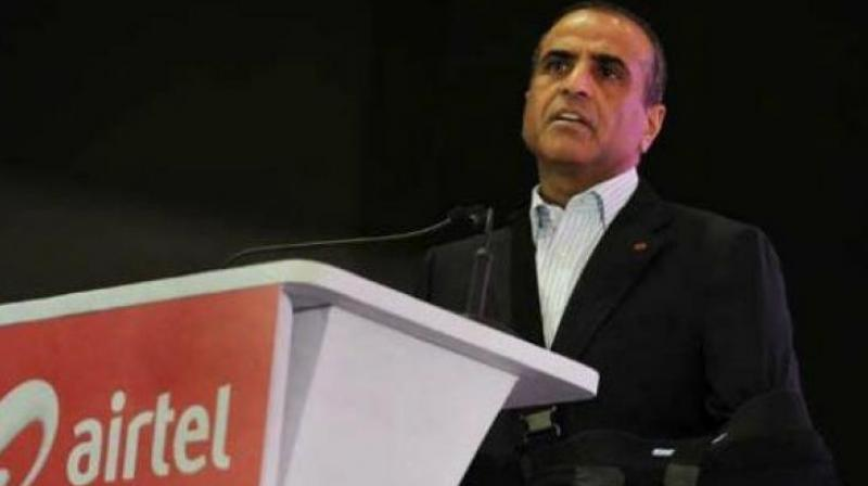 Airtel's Sunil Bharti Mittal's salary rose by 8 per cent from previous year to Rs 30.1 crore in 2016-17