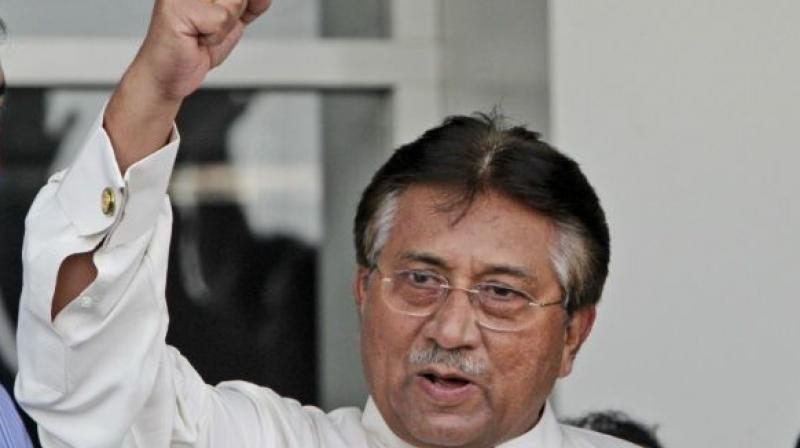 The three-member bench of the court, headed by Justice Waqar Ahmad Seth, directed Musharraf's counsel to submit its written argument by November 26, Dawn reported. (Photo: File)
