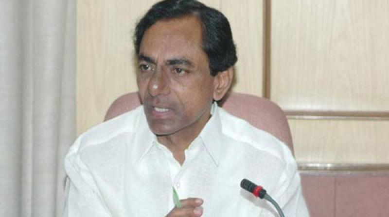 Telangana Chief Minister K. Chandrasekhar Rao (Photo: PTI/File)