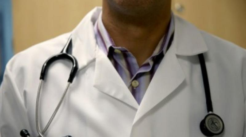 In junior doctors in particular, burnout increases the likelihood of lower professional standards (Photo: AFP)