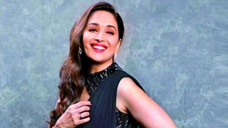 Madhuri Dixit talks about her latest debut and more