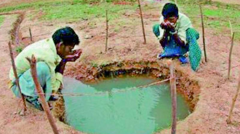 Groundwater is India's lifeline, with more than 22 million wells and borewells and over 250 BCM of groundwater being extracted annually.